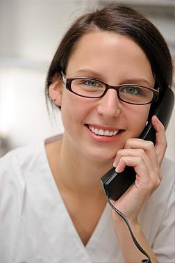Telefontraining Zahnarztpraxis
