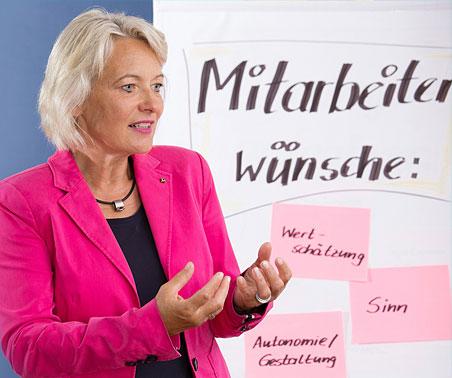 Antje Schindler Trainerin aus Leidenschaft