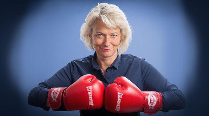 Schlagfertigkeitstraining mit Antje Schindler